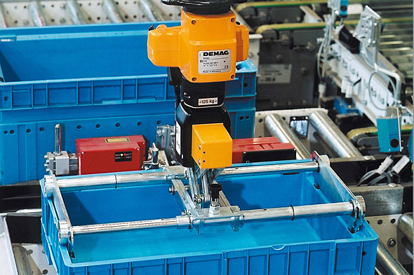 DEMAG Manulift DCM-Pro upp till 250 kg