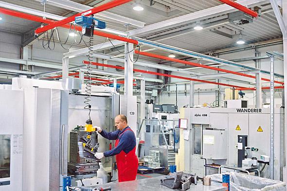 Manulift DCMS-Pro upp till 250 kg i arbete