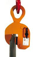 K10 Plåthandske för vertikal transport av plåtar