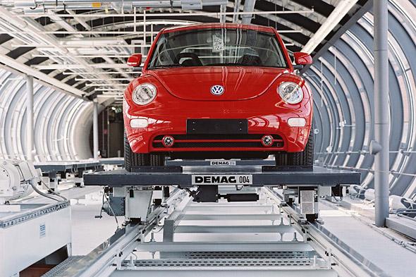 Hjulblocksystem RS med bil