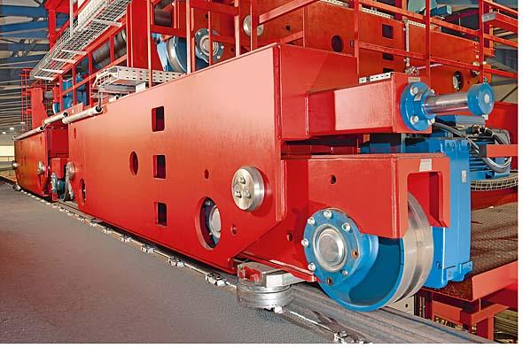 Monteringsfärdiga lösningar för hjullaster på upp till 60 ton