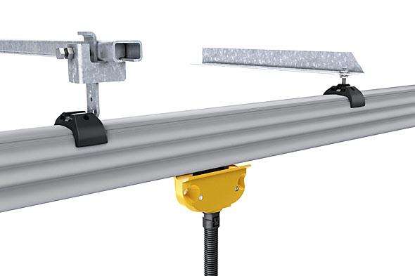 DCL-Pro Strömtillförsel