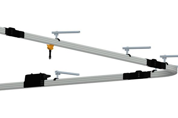 Kompakt strömskena DCL-Pro