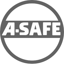 A-safe logo