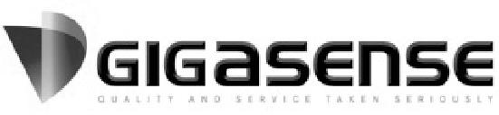 Gigasense - Logga