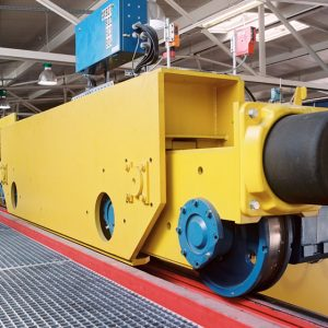 Hjulblockssystem från Dematek