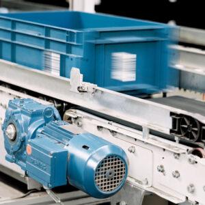 Vinkelväxelmotorer från Dematek