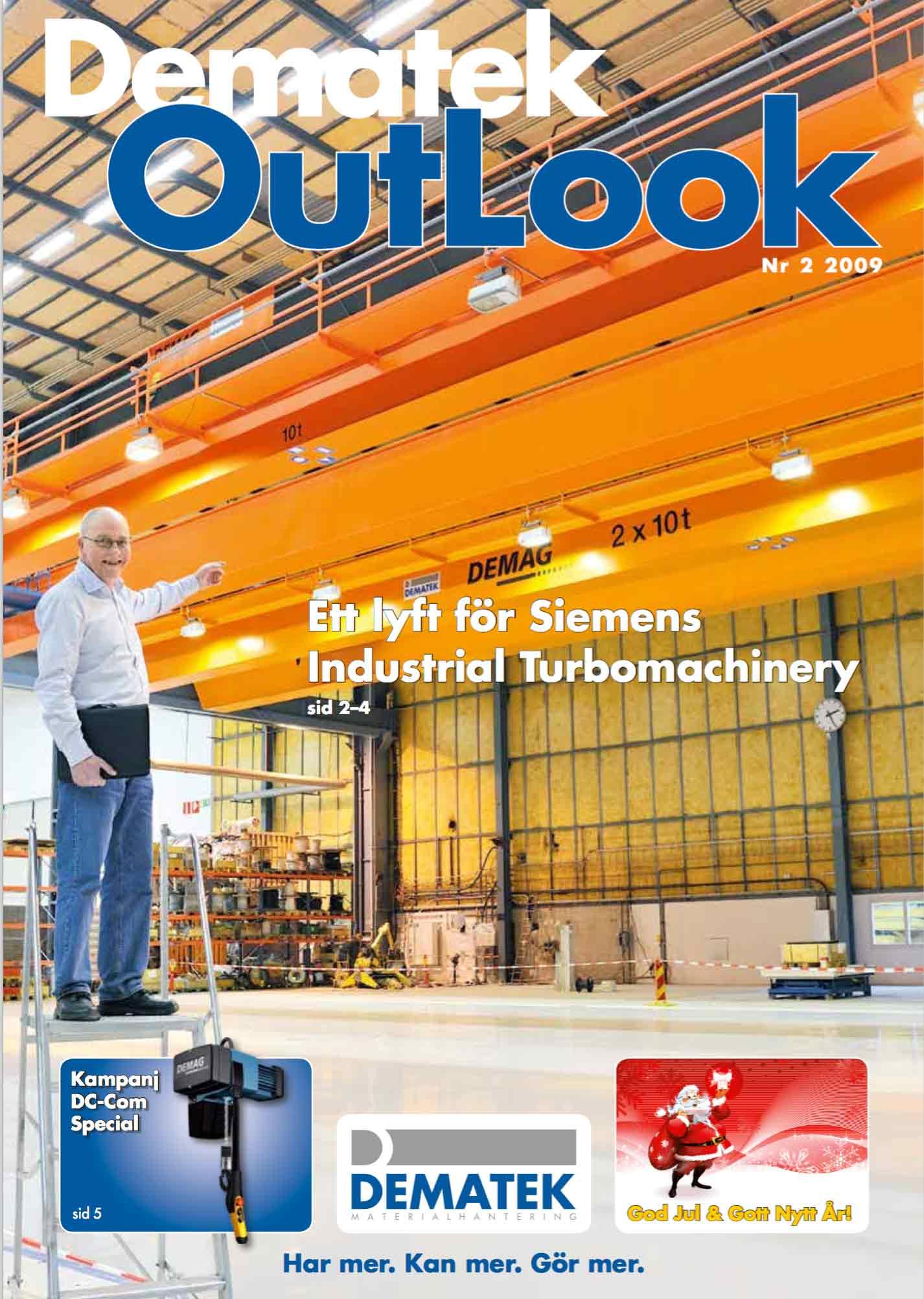 Dematek OutLook nr 2, 2009