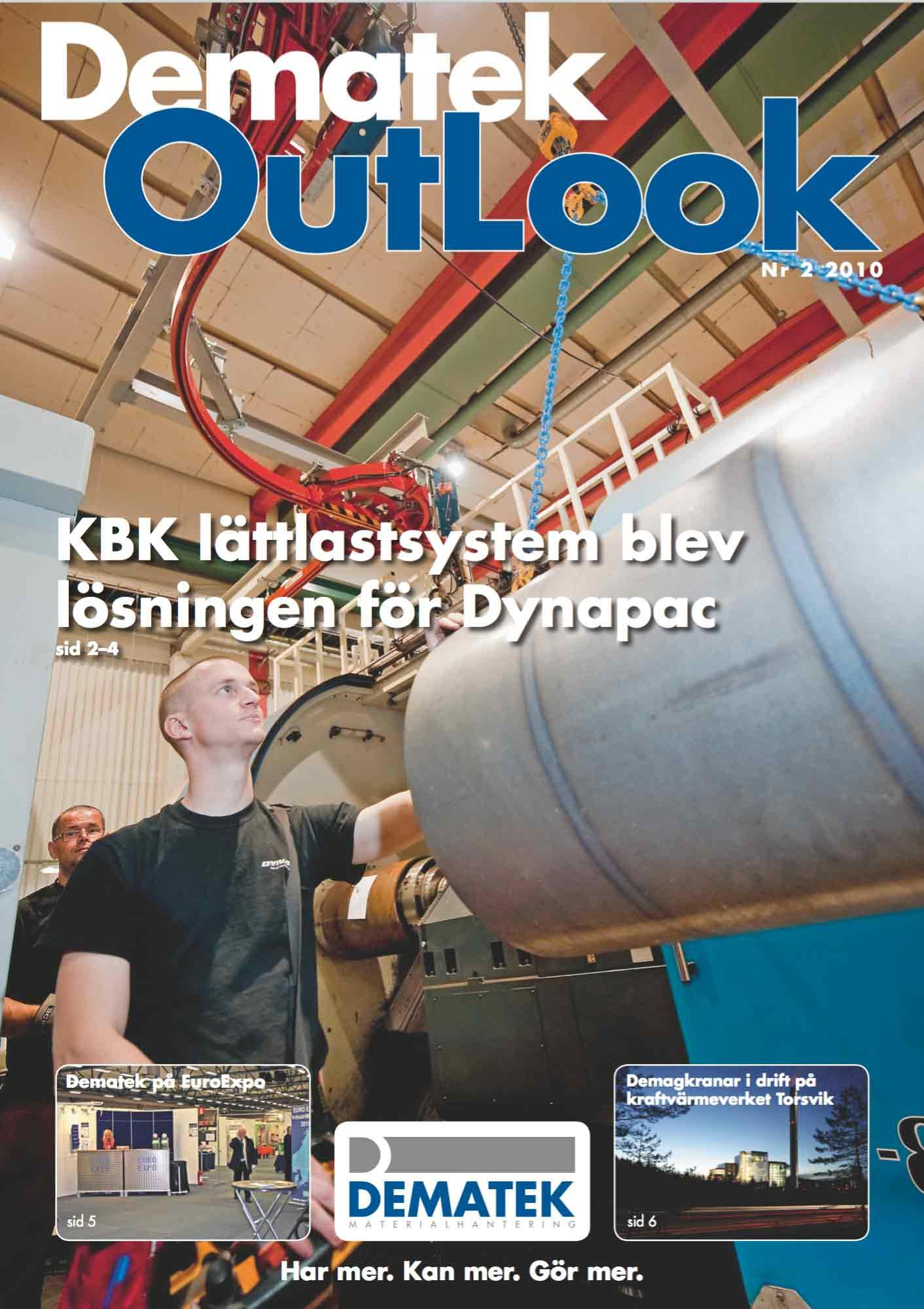Dematek OutLook nr 2, 2010