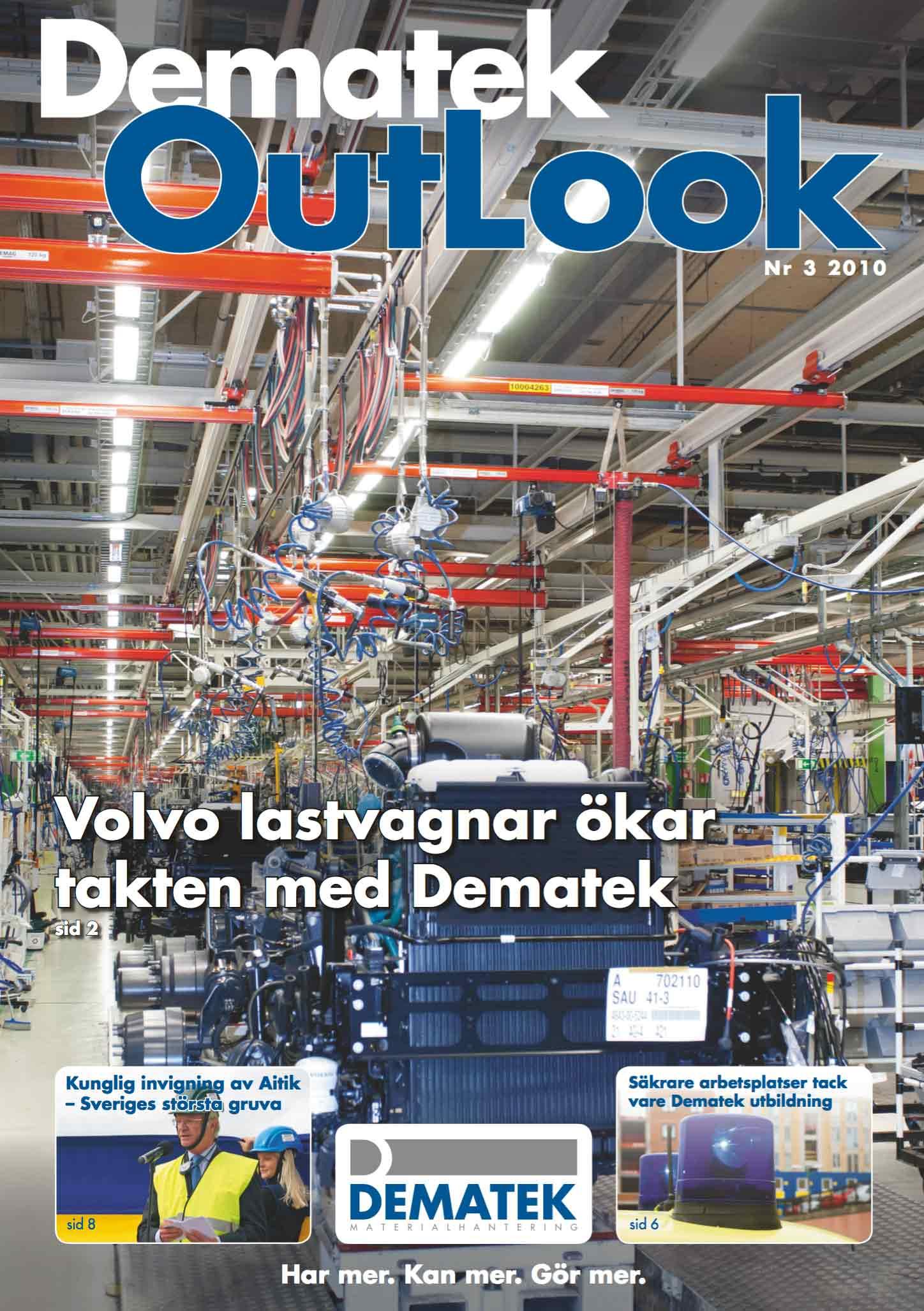 Dematek OutLook nr 3, 2010