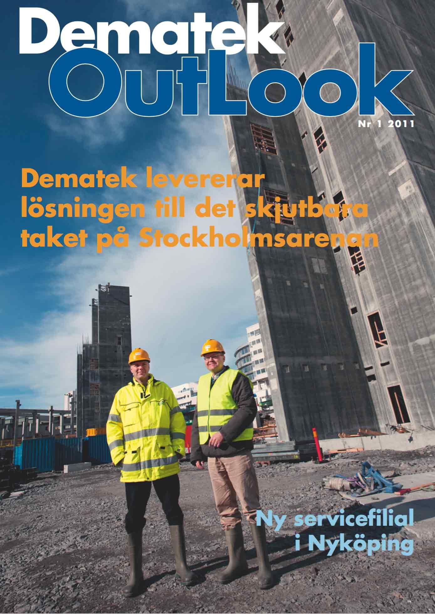 Dematek OutLook nr 1, 2011