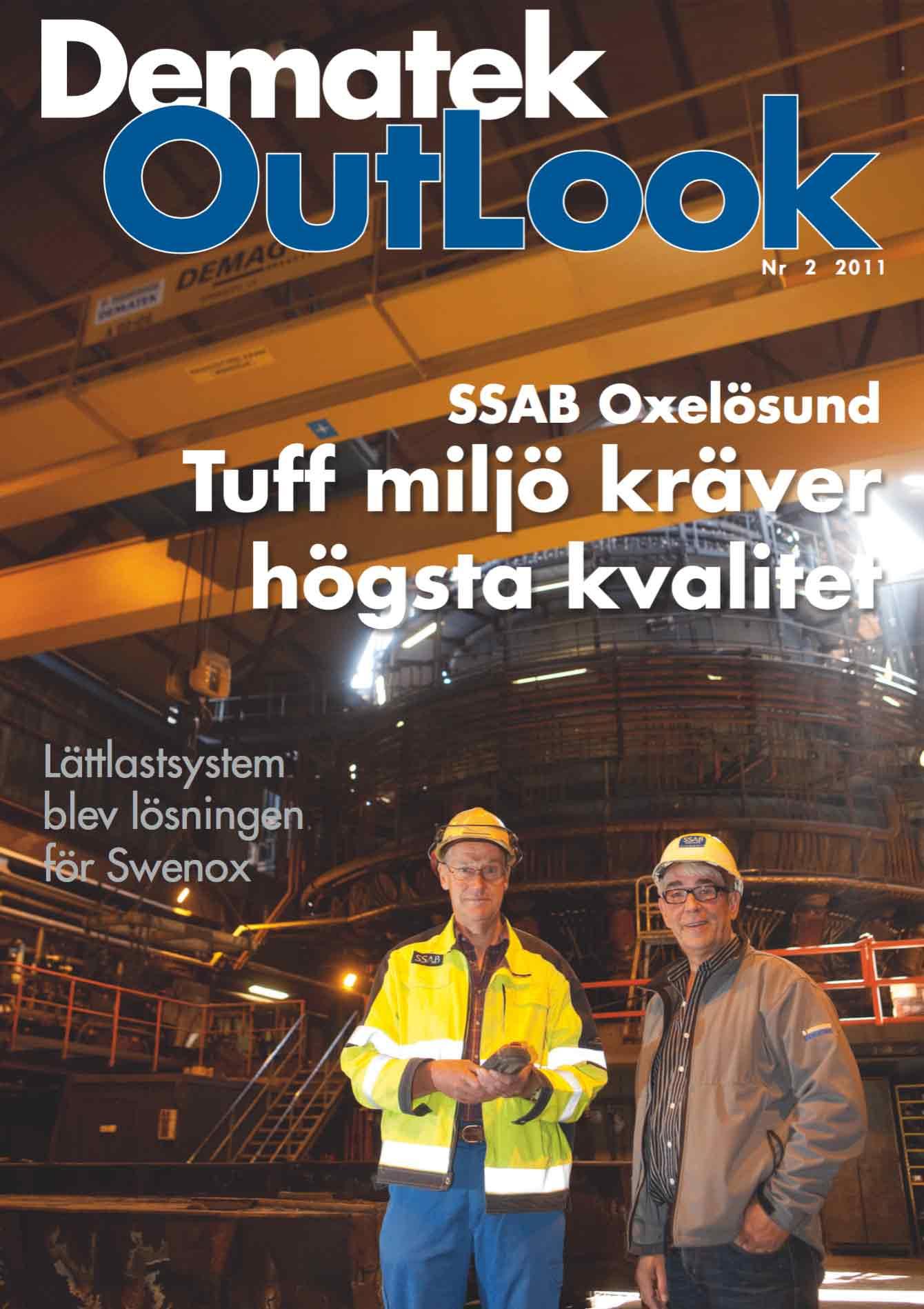 Dematek OutLook nr 2, 2011