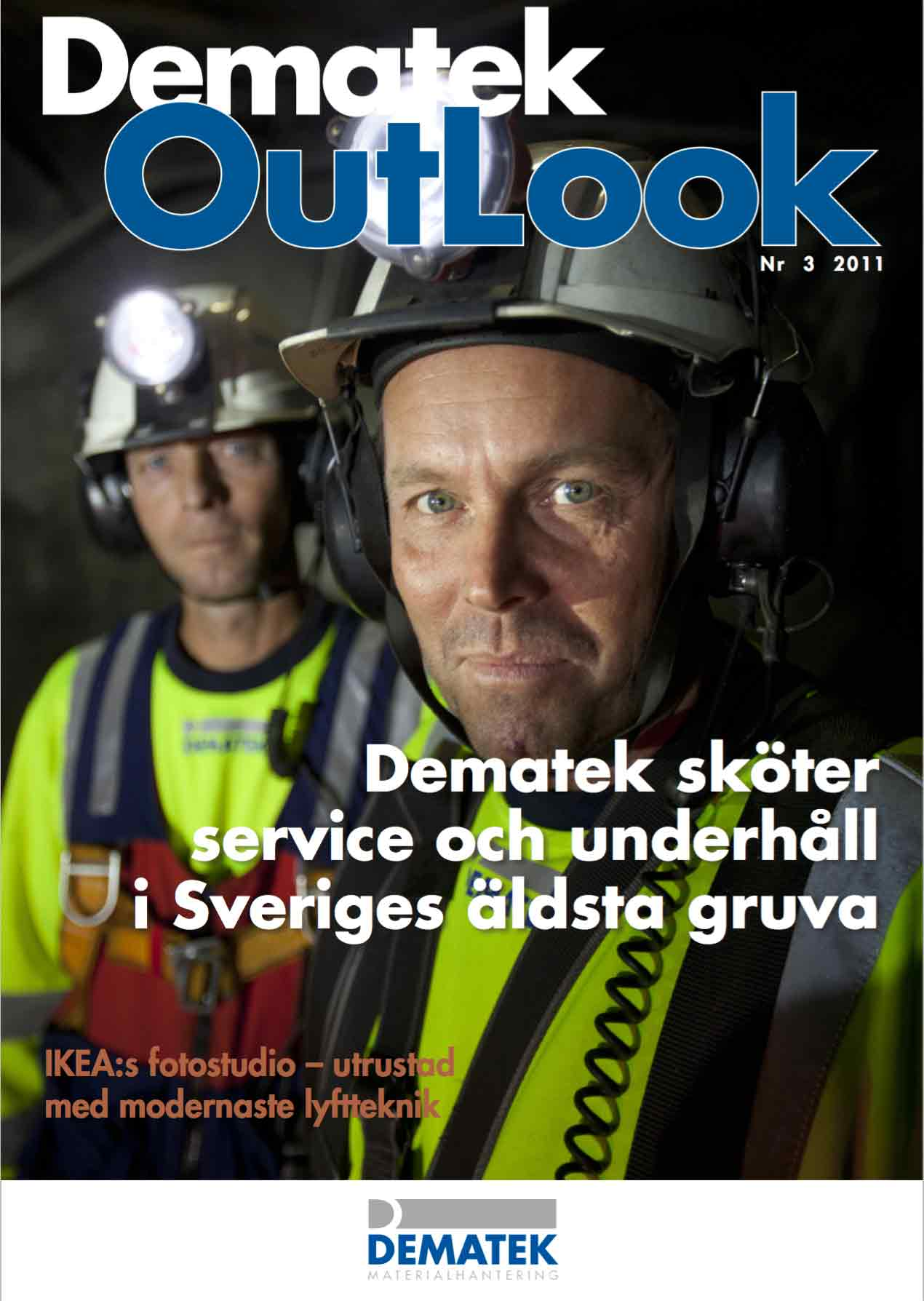 Dematek OutLook nr 3, 2011