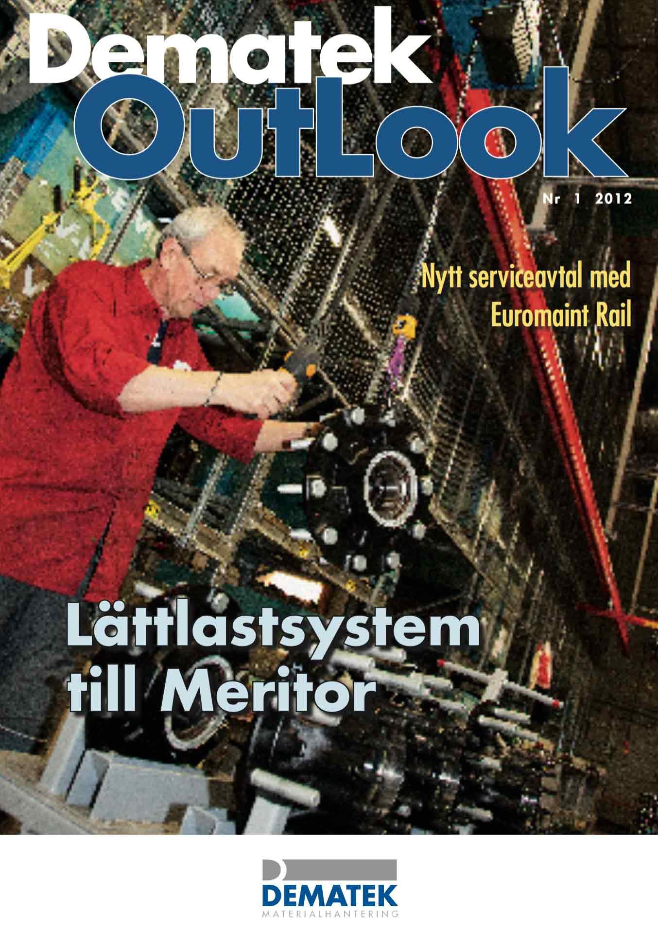 Dematek OutLook nr 1, 2012