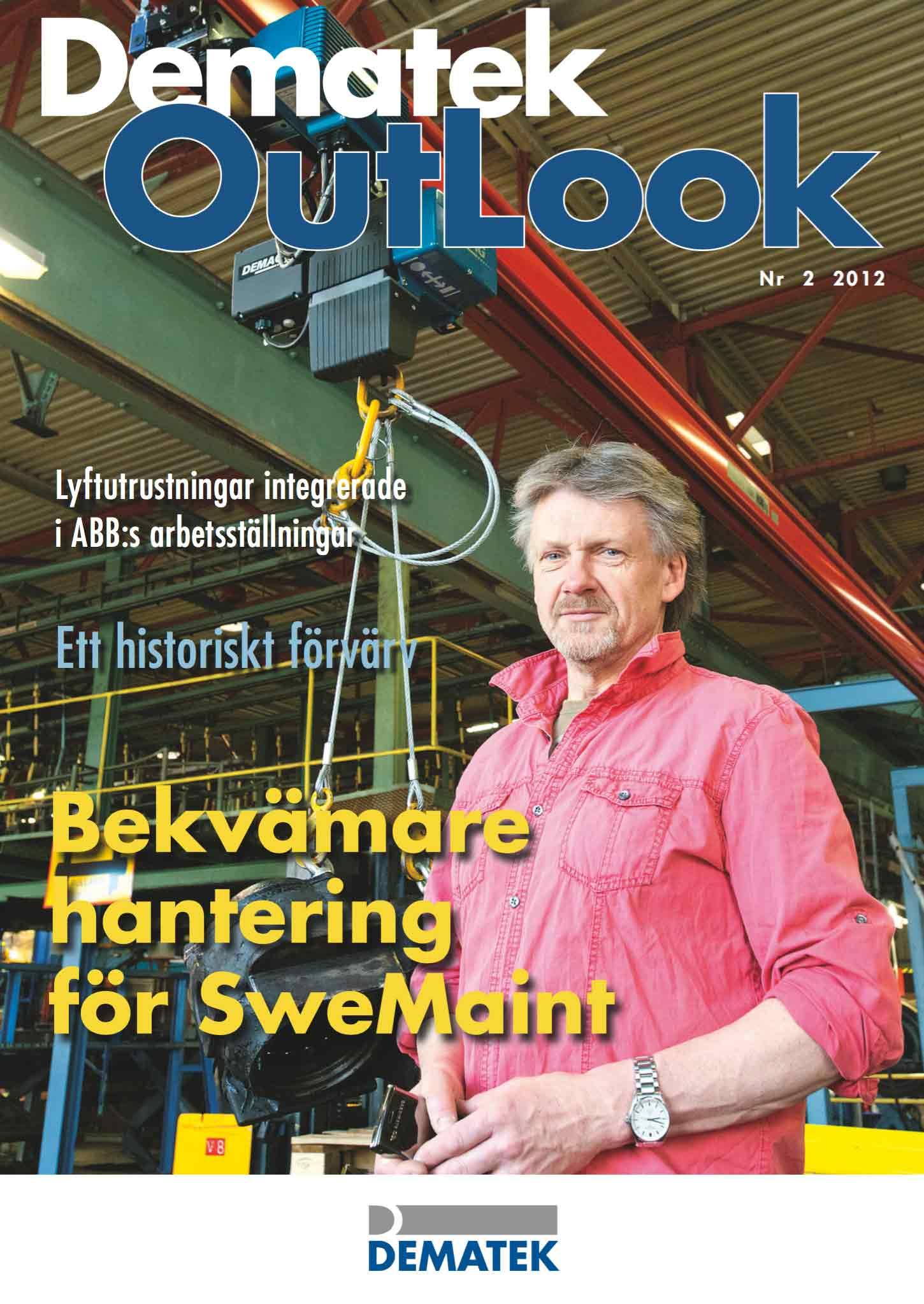 Dematek OutLook nr 2, 2012