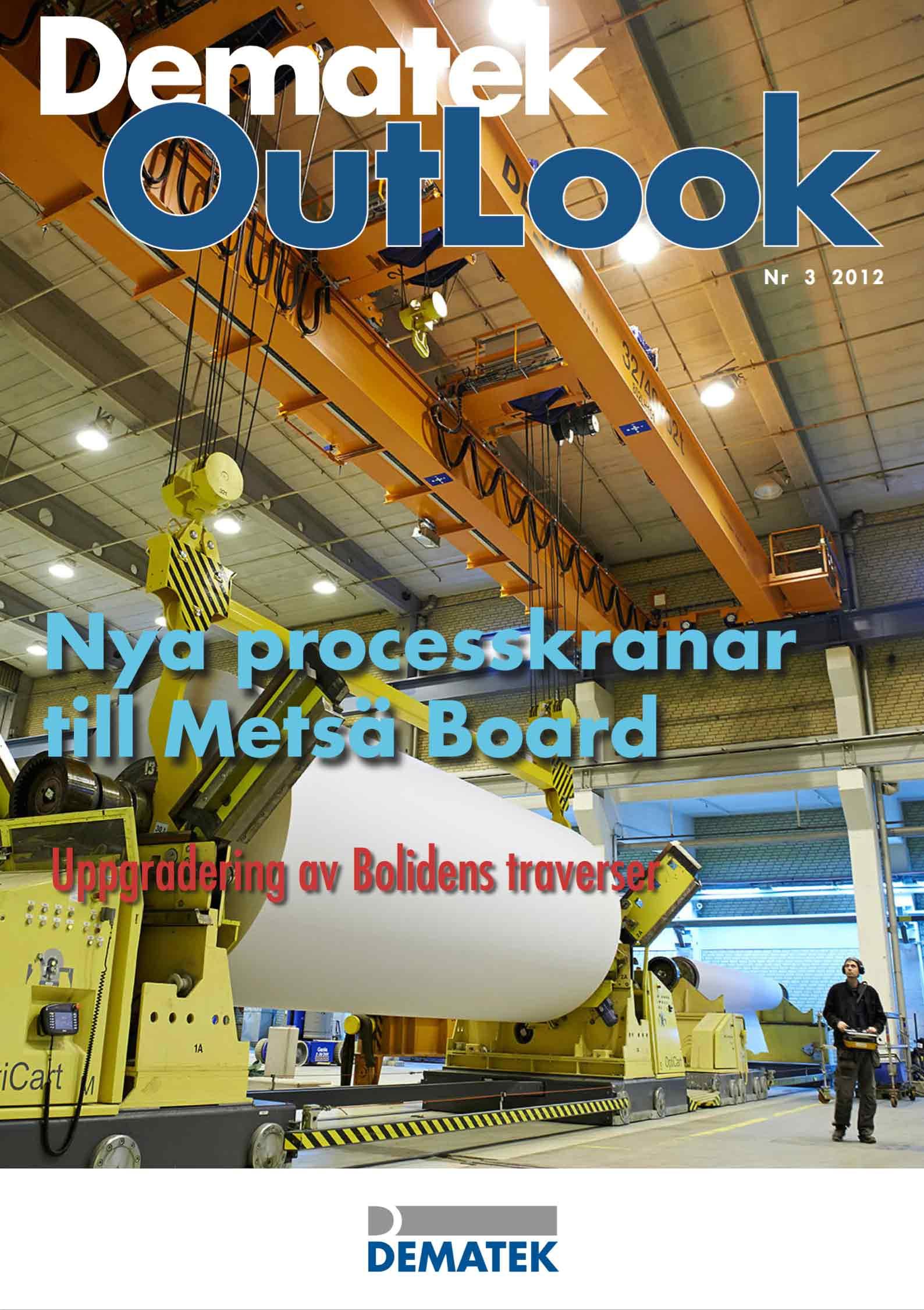 Dematek OutLook nr 3, 2012
