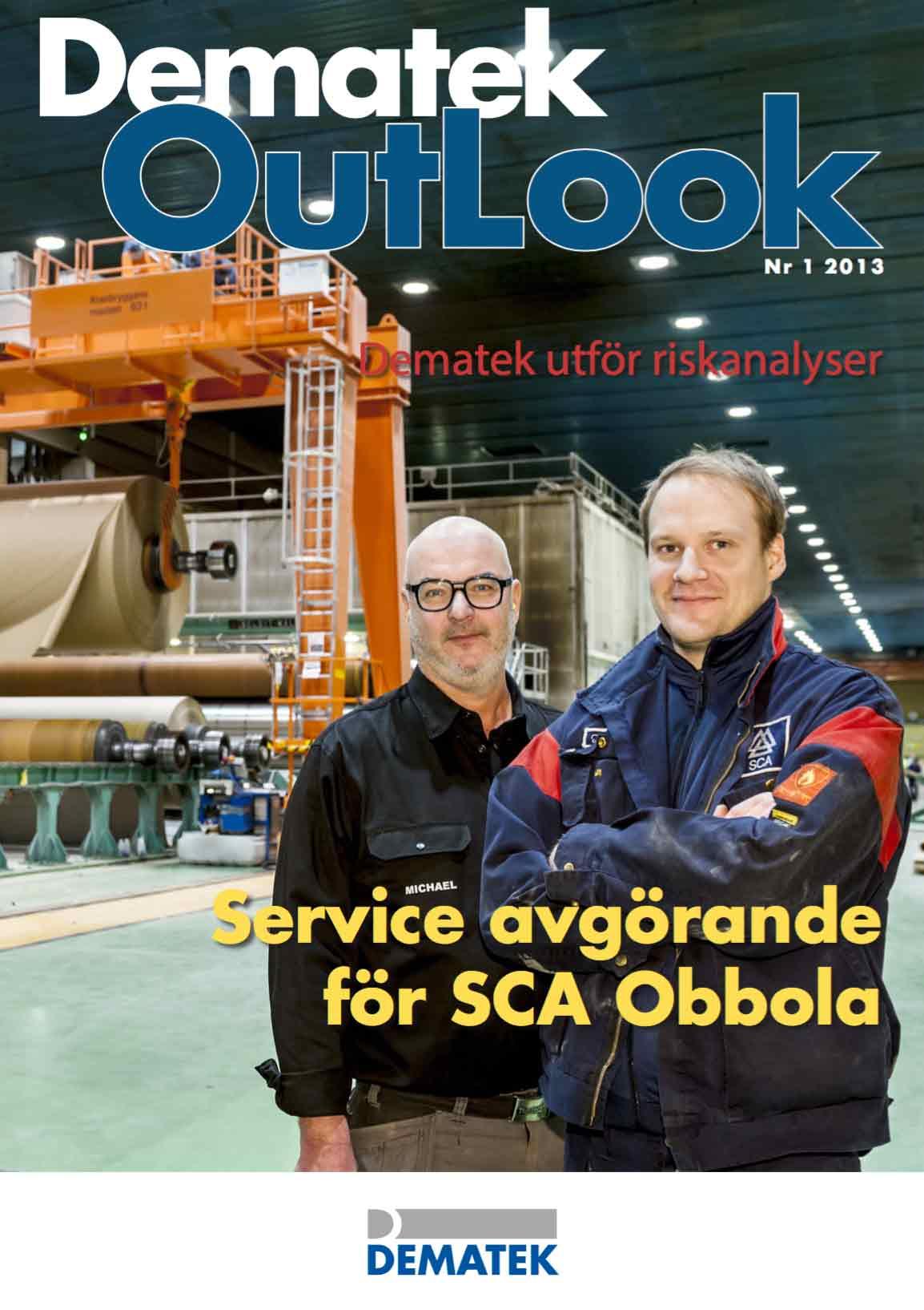 Dematek OutLook nr 1, 2013