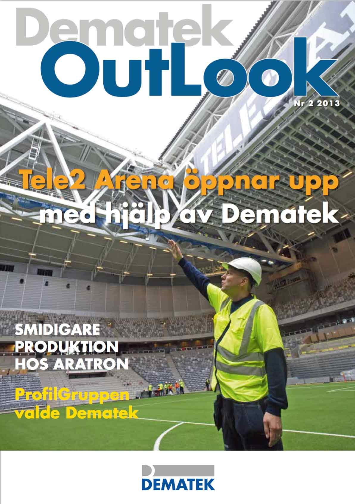 Dematek OutLook nr 2, 2013