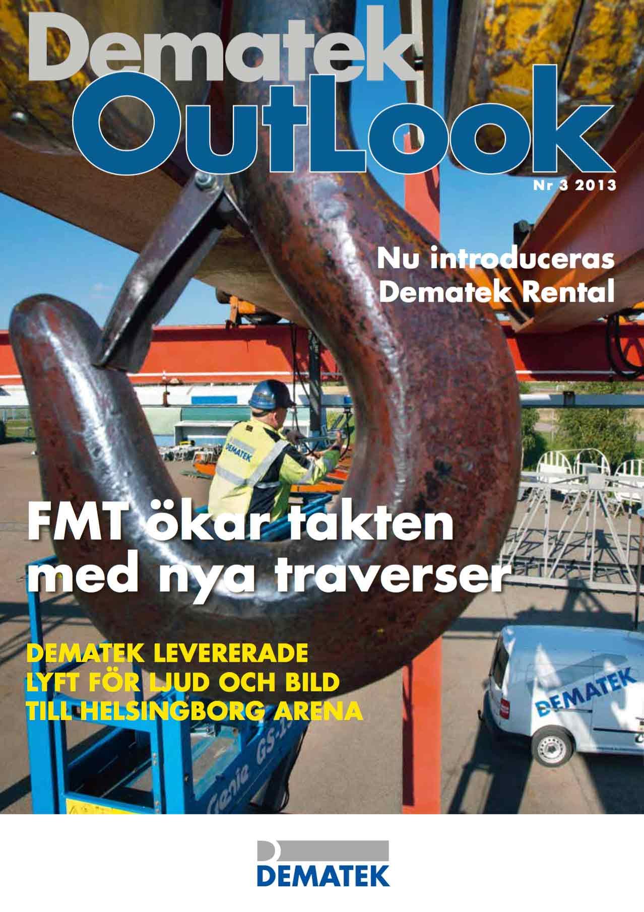 Dematek OutLook nr 3, 2013