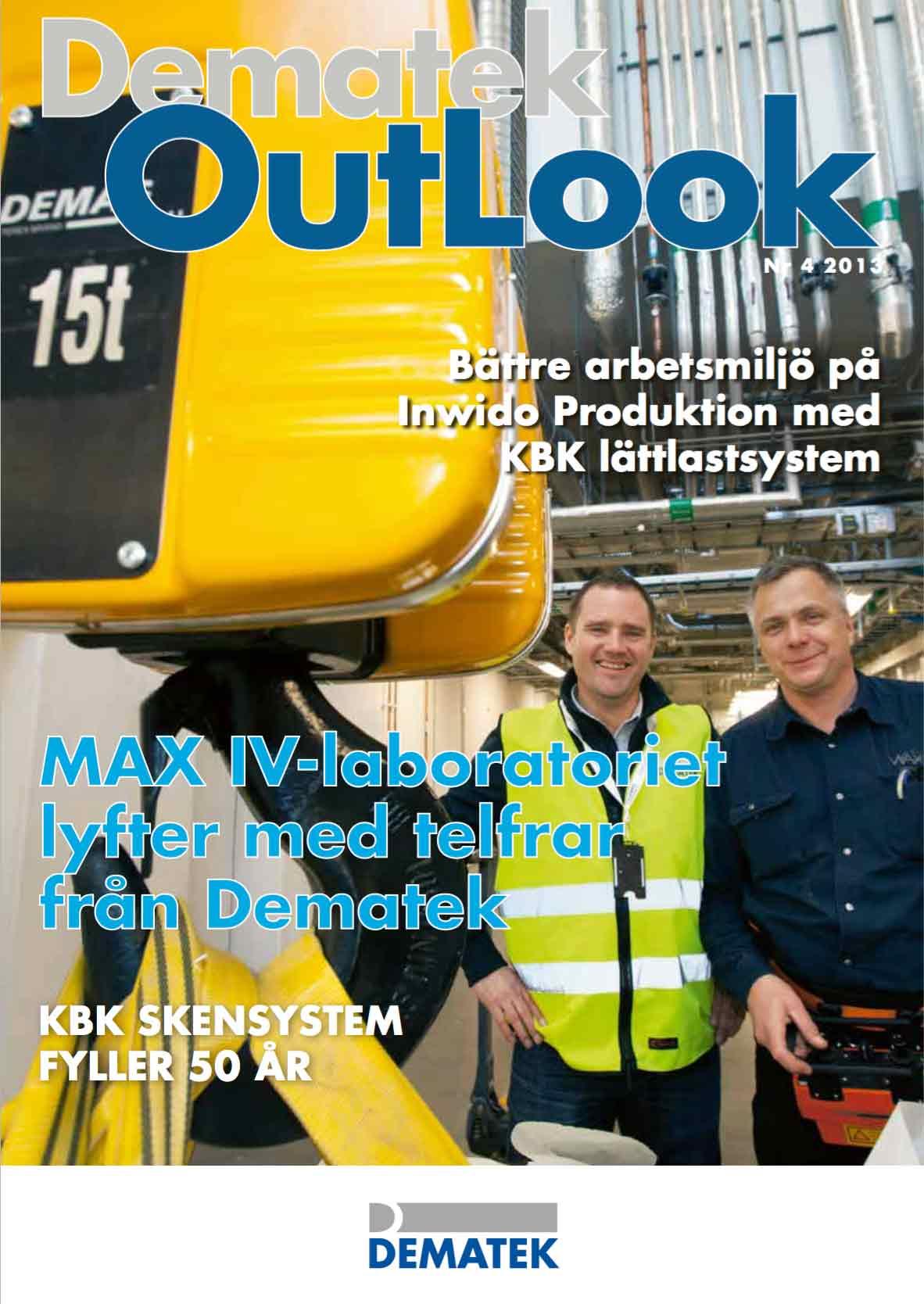 Dematek OutLook nr 4, 2013