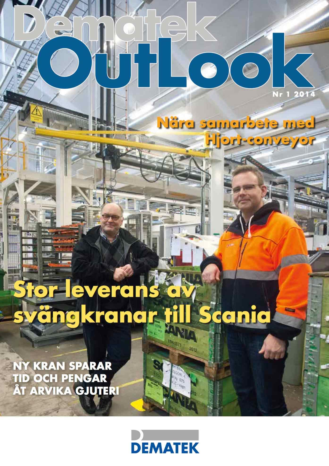 Dematek OutLook nr 1, 2014