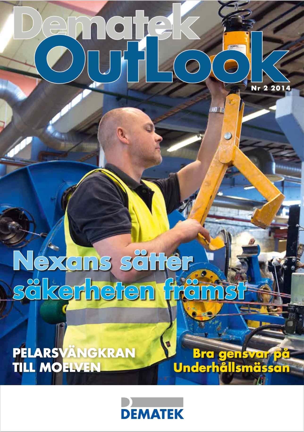 Dematek OutLook nr 2, 2014