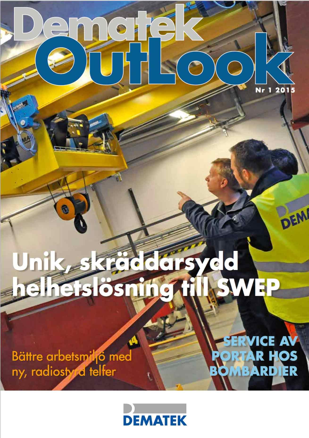 Dematek OutLook nr 1, 2015