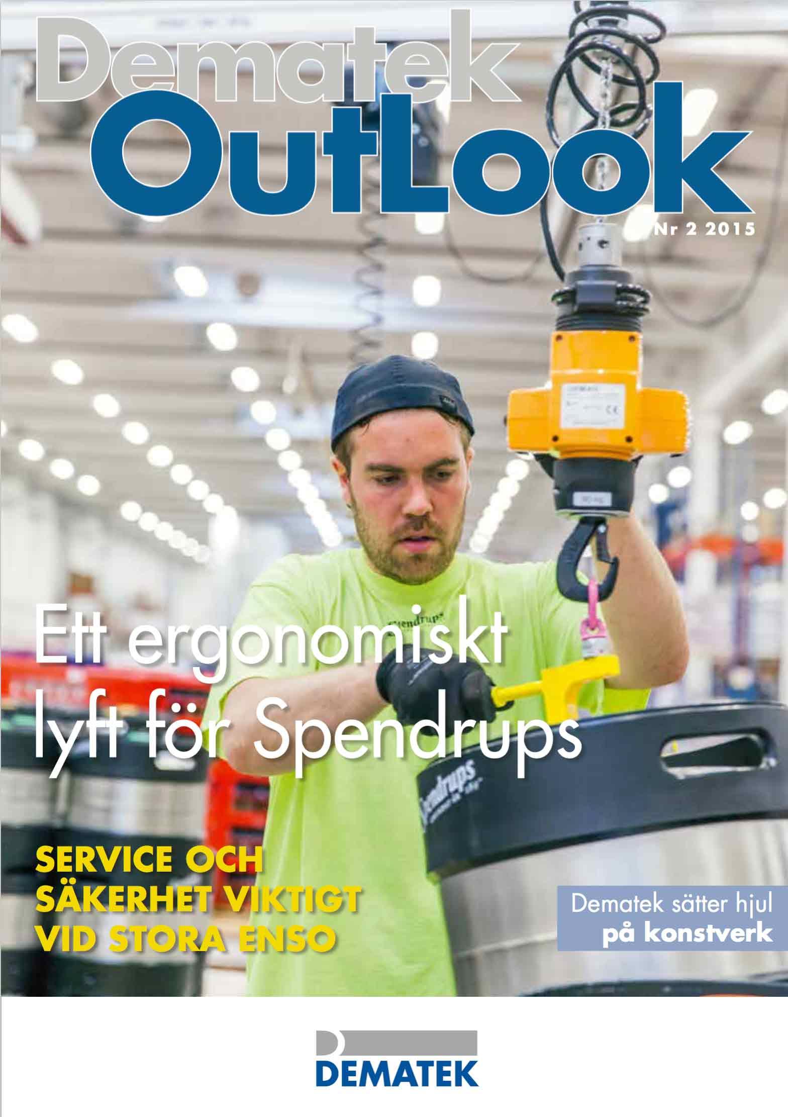 Dematek OutLook nr 2, 2015