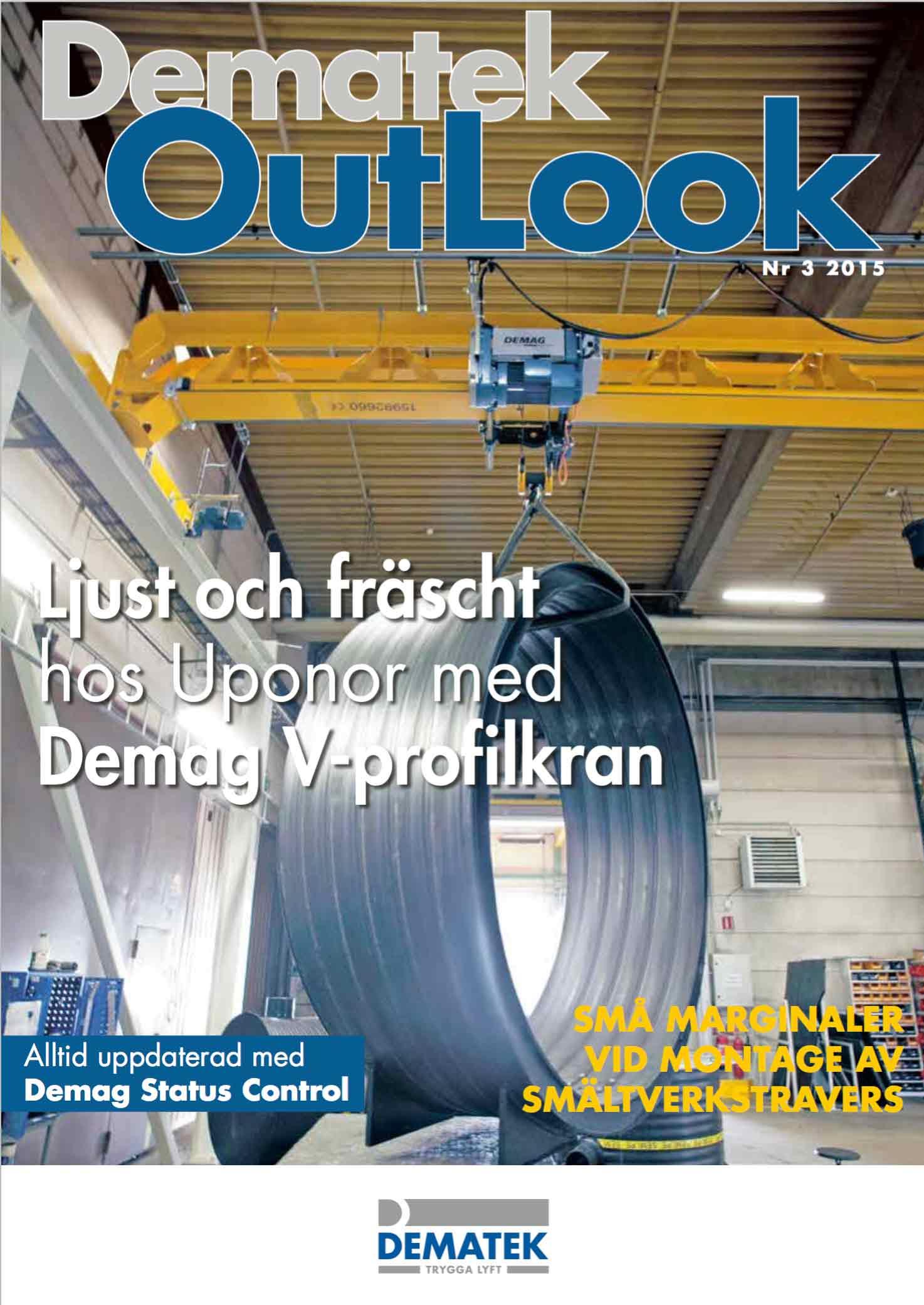 Dematek OutLook nr 3, 2015
