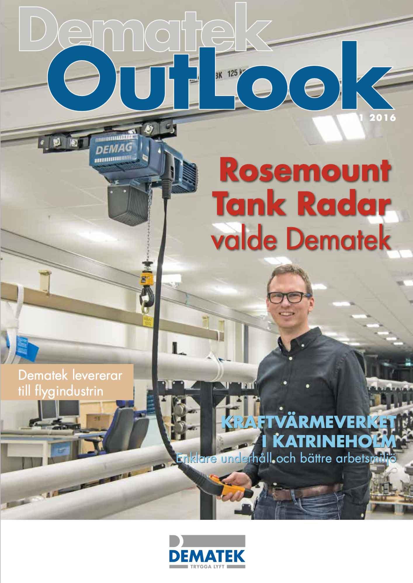 Dematek OutLook nr 1, 2016