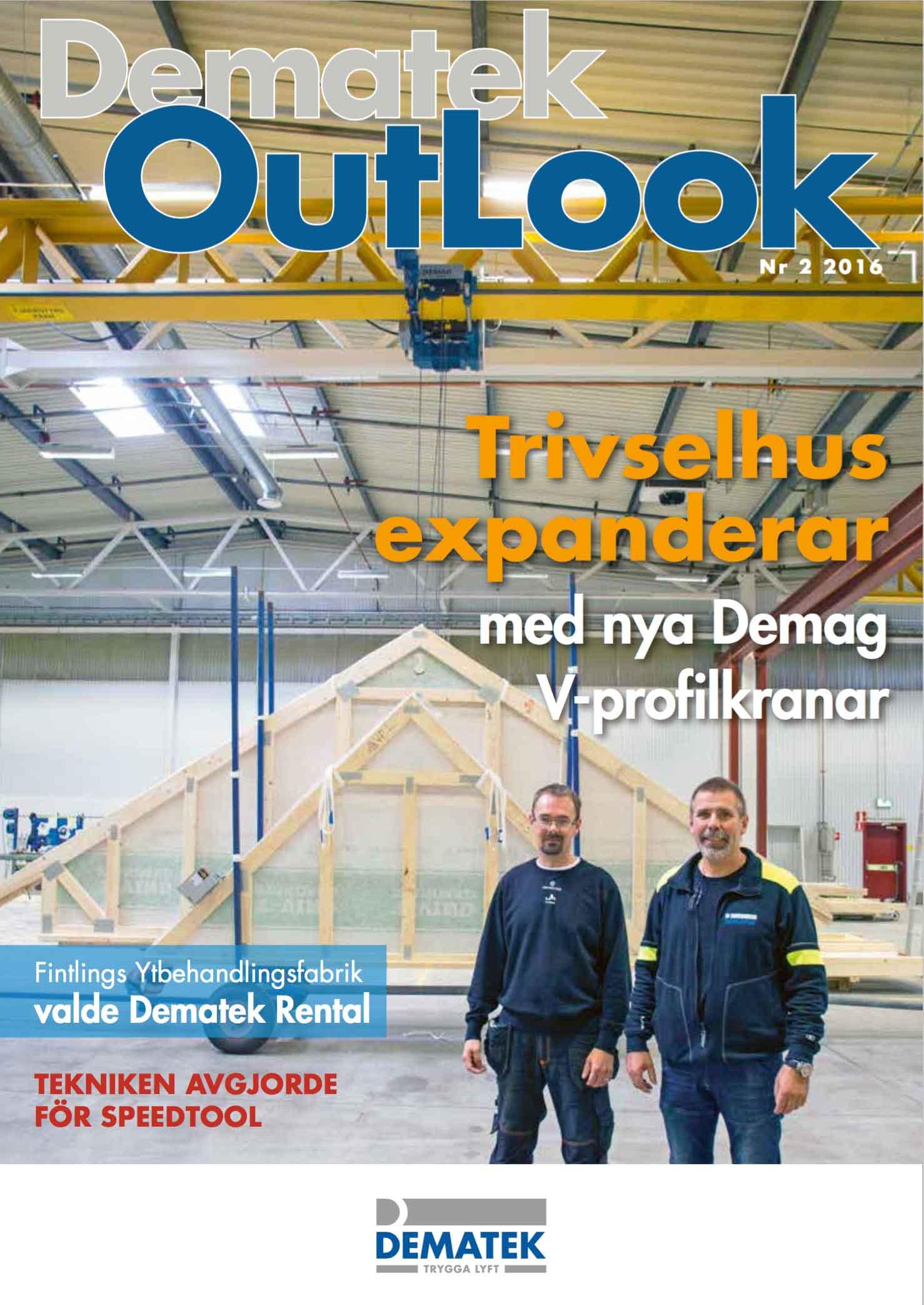 Dematek OutLook nr 2, 2016