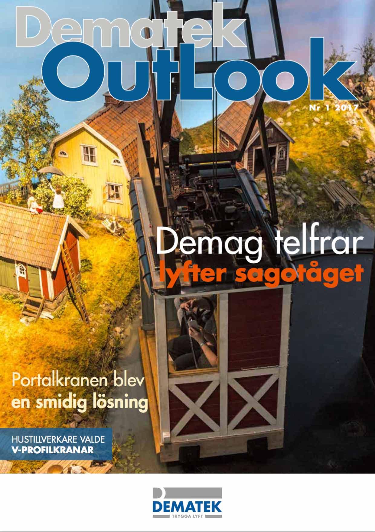 Dematek OutLook nr 1, 2017