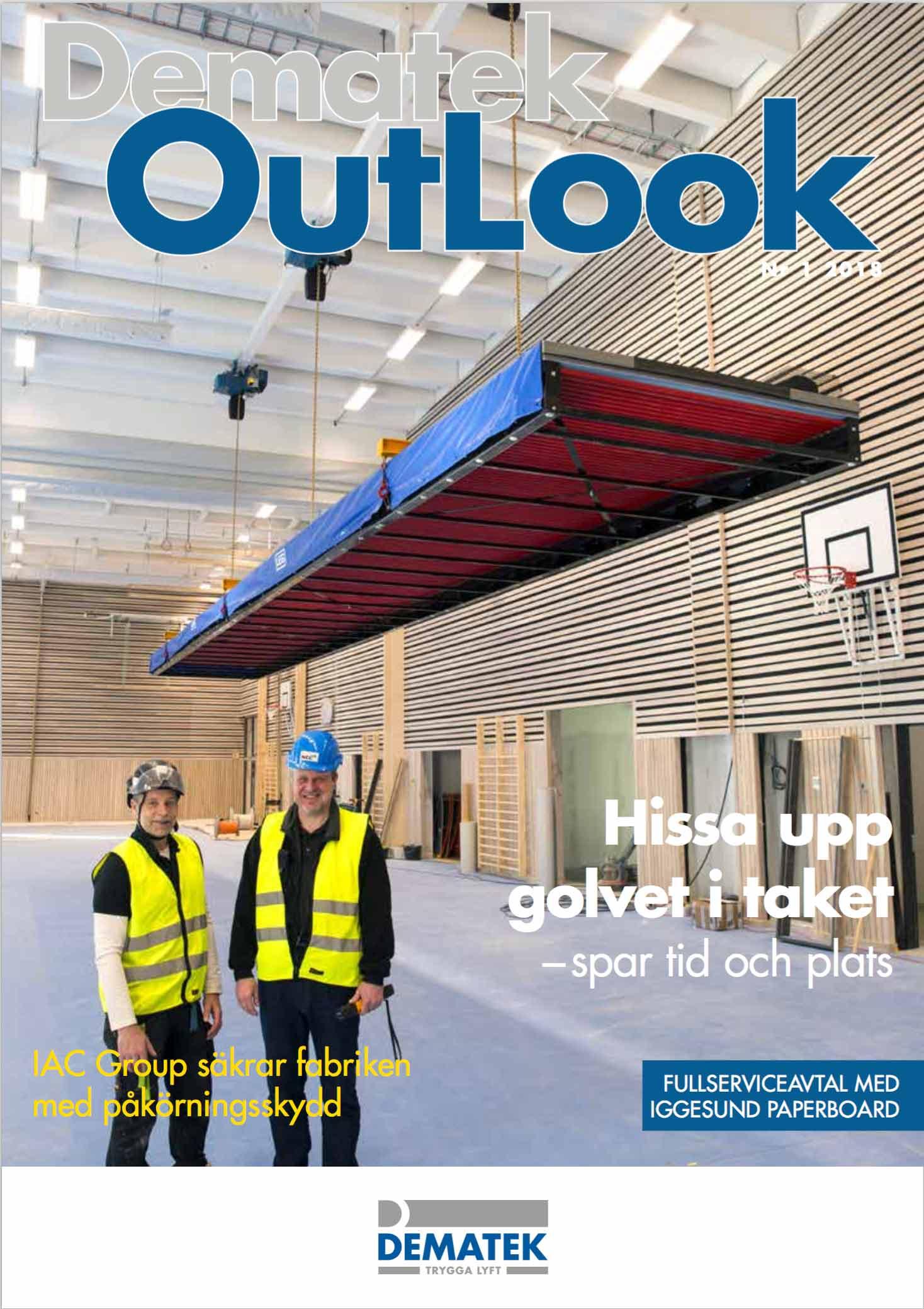 Dematek OutLook nr 1, 2018