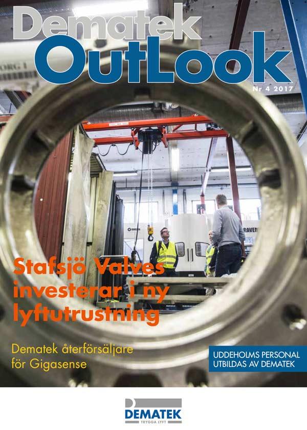Dematek OutLook nr 4, 2017