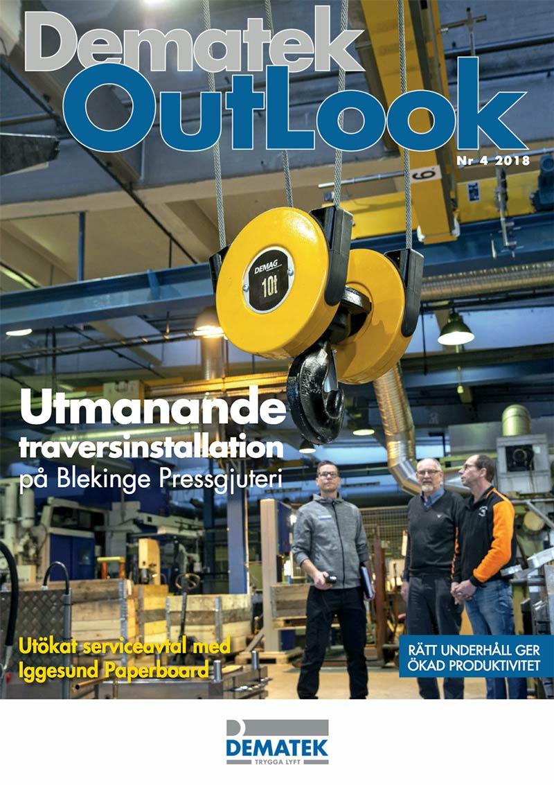 Dematek OutLook nr 4, 2018